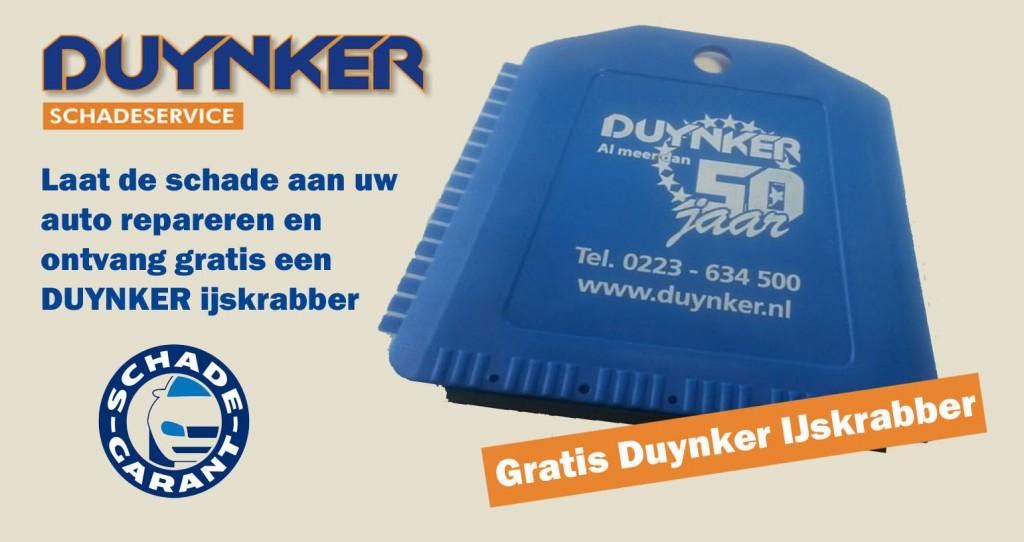Duynker Slide 20 - IJskrabber